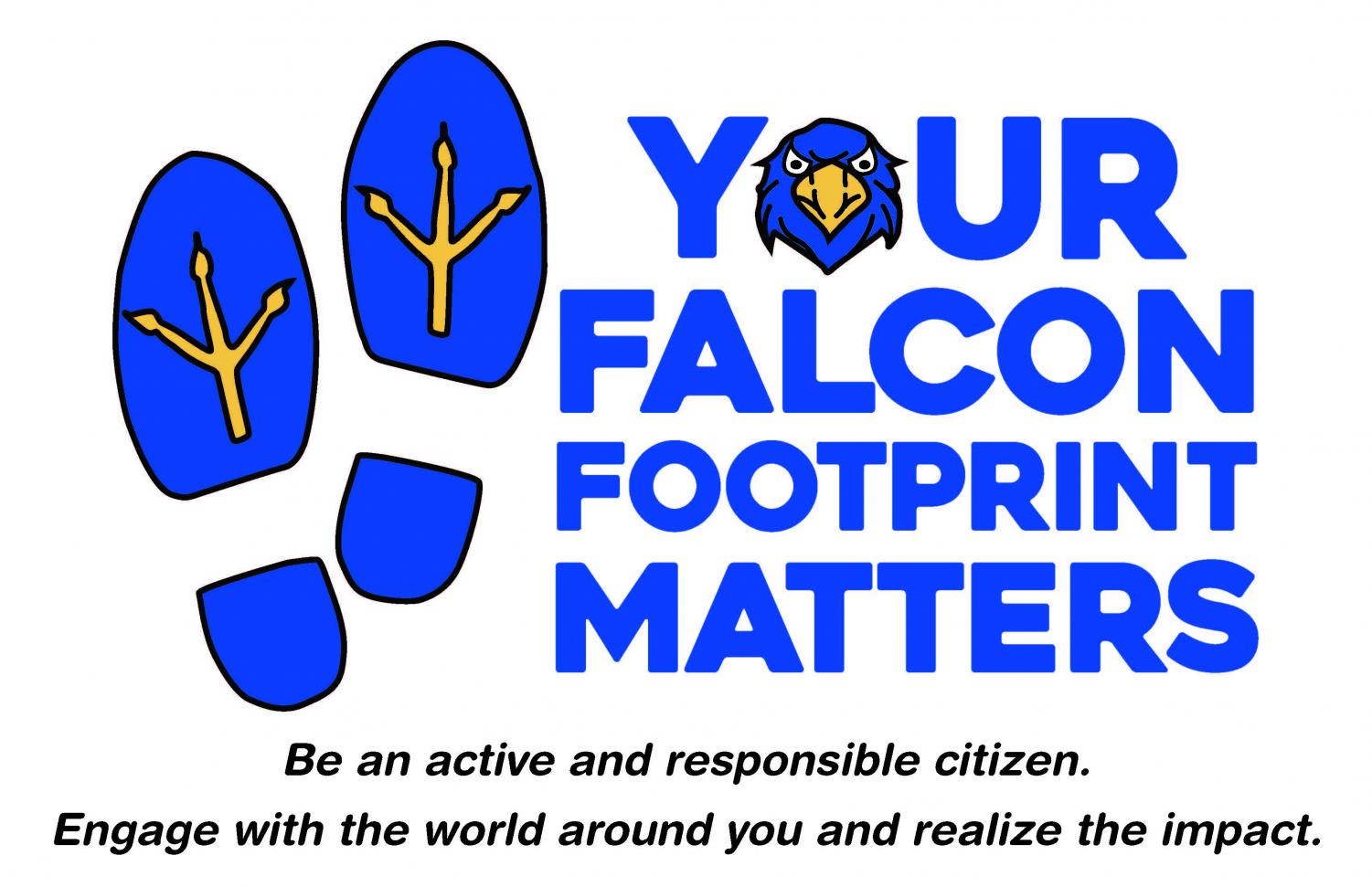 Where will you leave your footprint this year?