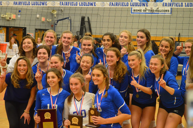 FLHS+Volleyball+2019%3A+A+Successful+Season+and+a+Bright+Future