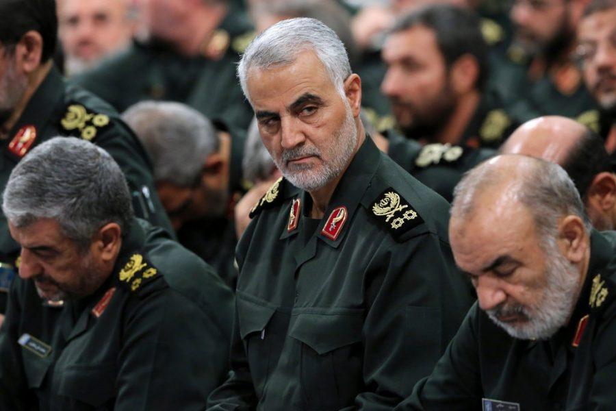 Maj. Gen. Qassim Suleimani pictured in 2016.