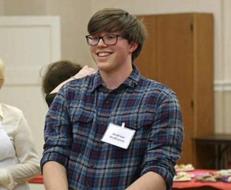 Photo of Andrew McKinnis