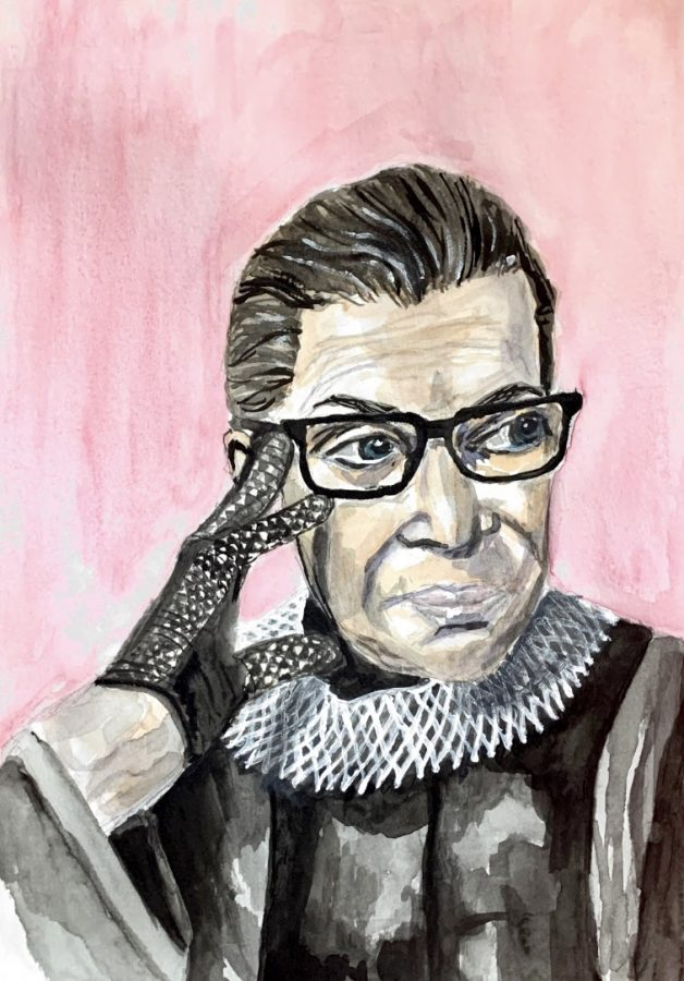 The+vacancy+of+the+late+Ruth+Bader+Ginsburg%2C+a+feminist+icon+and+the+second+female+Supreme+Court+justice%2C+has+led+to+political+controversy+as+the+President+seeks+to+appoint+her+replacement+before+the+election.