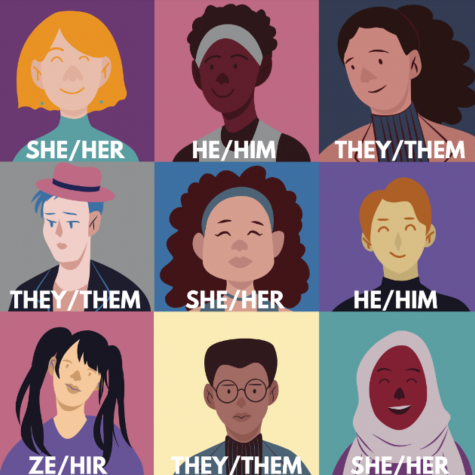 Asking each other for our pronouns is a simple step we can take to build a more gender inclusive school.