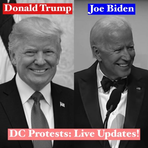 DC Unrest and Electoral College Certification: Live Updates