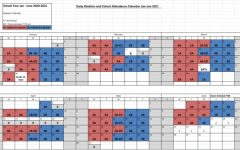 The new schedule has been implemented at FLHS since students returned from winter break on January 4.