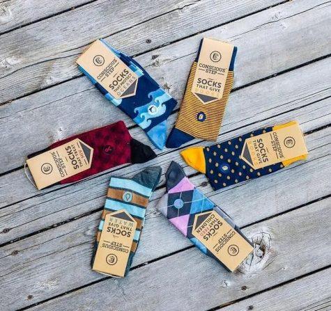 Charitable Socks that Empower!