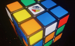 3x3 Scrambled Rubik's Cube