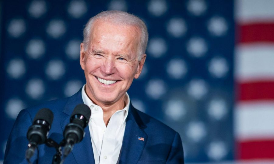 Day One of the Biden Administration