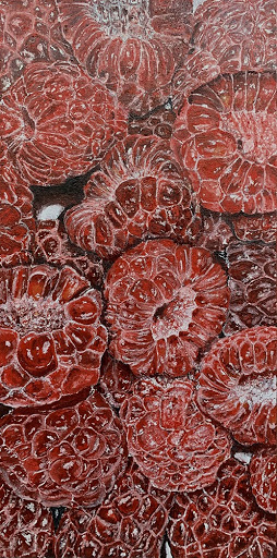 """Raspberry Rain"" by Charlotte Pfenning"