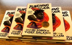 Ibi Zoboi and Dr. Salaam's book is available at the Fairfield University Bookstore.