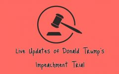 After being impeached for the second time on January 13, former President Trump is being tried in the Senate.