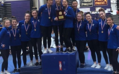 In 2020, the gymnastics team won the FCIAC Championship!