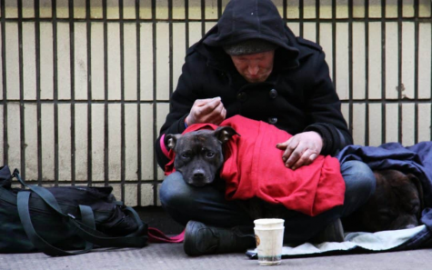 COVID-19 has worsened the conditions of homelessness in America.