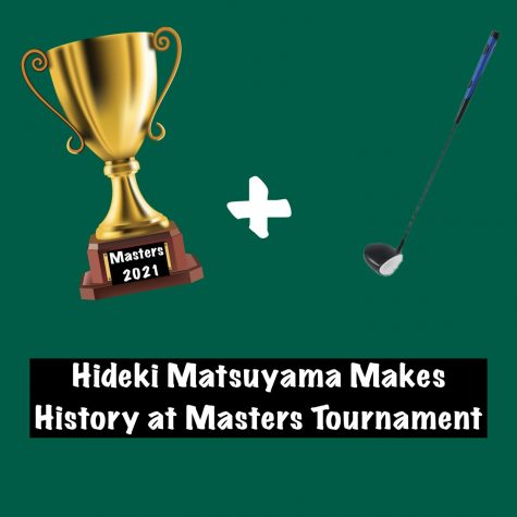 Hideki Matsuyama makes history at the 2021 Masters Tournament as he becomes the first Asian-born man to ever win a Masters.