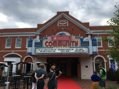 The Sacred Heart Community Theater opened on May 28 as a venue for Fairfield theater-goers.